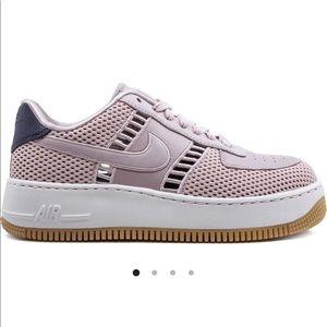 Nike Air Force One Upstep SI Mesh Sneaker Women